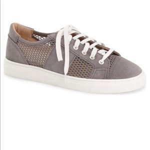 Vince Canute Suede & Mesh Sneaker